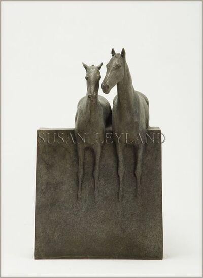 Susan Leyland, 'Oak & Cypress', 2012