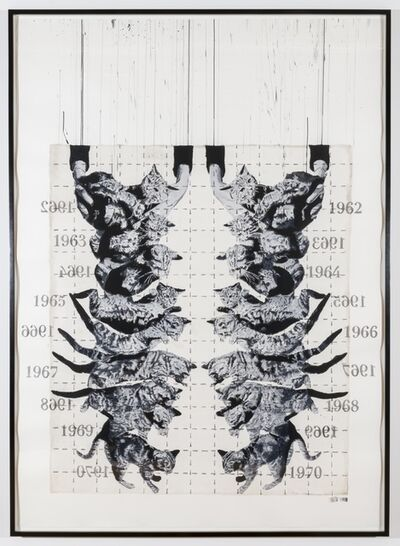 Dave Muller, 'Blotter', 2012