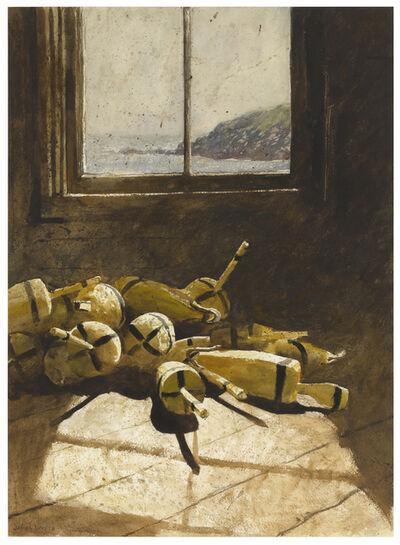 Jamie Wyeth, 'Casket Rock', 1974
