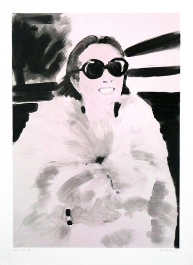 Liz Markus, 'Lee In Furs II', 2017