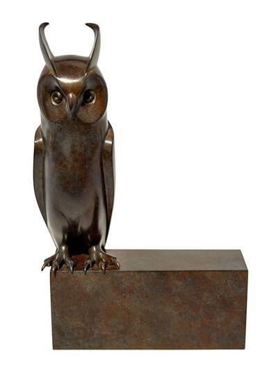 Daniel Daviau, 'Small Long-eared Owl', 2014