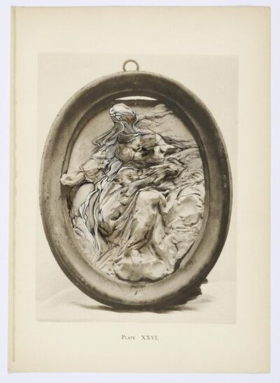 Ann-Marie James, 'Bernini and Other Studies, Book I, Plate XXVI', 2012