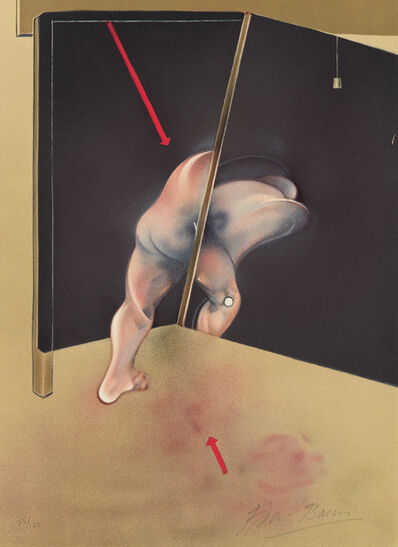 Francis Bacon, 'Logique de la sensation (after Study from the Human Body 1981)', 1981