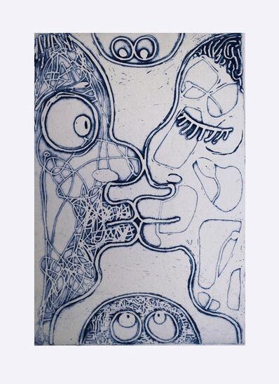 Nicole Eisenman, 'Fourpack', 2010