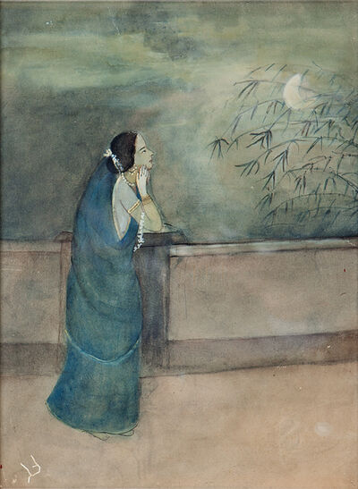 Sunayani Devi, 'Untitled', Undated