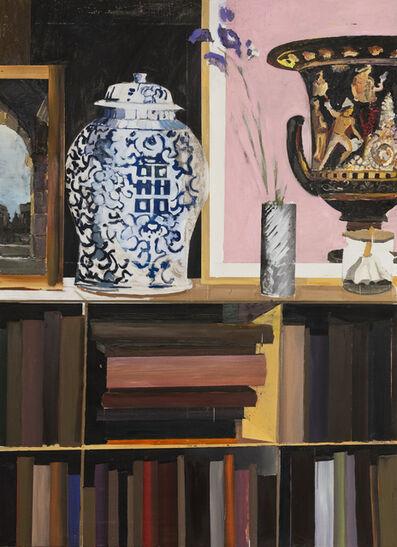 Erik A. Frandsen, 'Blue Orchids (Large)', 2020