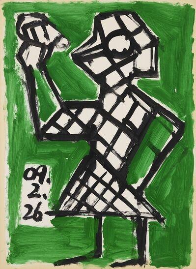 Suh Yongsun, 'Green MAGO ', 2020