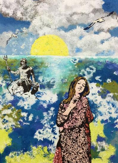Lucinda Luvaas, 'Dreaming of Poseidon'