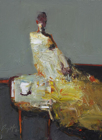 Danny McCaw, 'Figure & Table', 2015