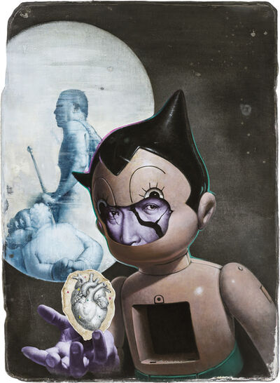 Kuo Wei-Kuo, 'Revealing of the Astro Boy', 2019