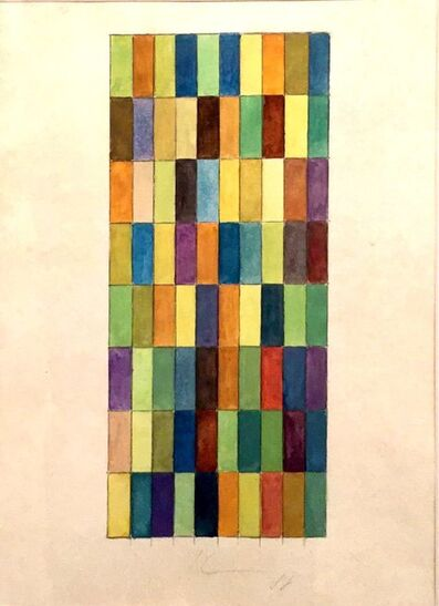 Alejandro Otero, 'Untitled', 1988