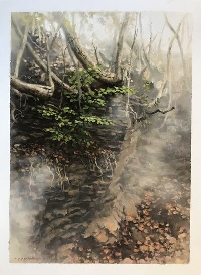 Jaco van Schalkwyk, 'Place making', 2018