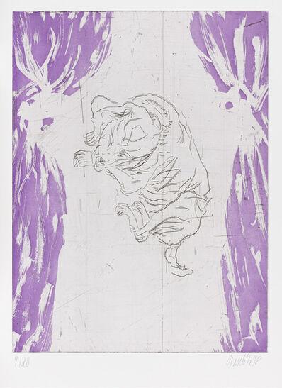 """Georg Baselitz, 'Cesar, from """"Schlafende Hunde""""', 1998-1999"""
