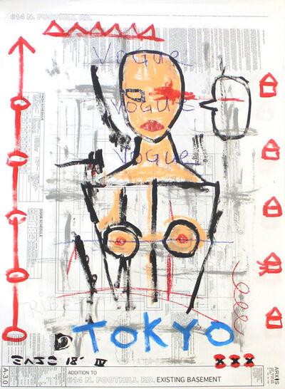 Gary John, 'Tokyo Style', 2018