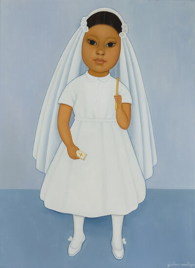 Gustavo Montoya, 'Child's First Communion'