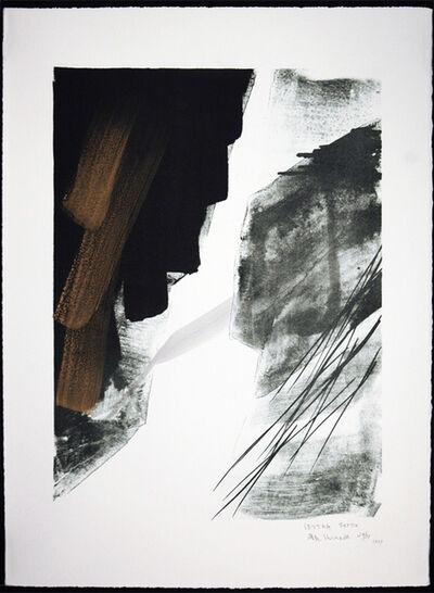 Tōkō Shinoda 篠田 桃紅, 'Setting Forth', 2007