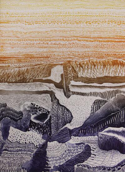 Arthur Secunda, 'Distant Canyon View', 1973