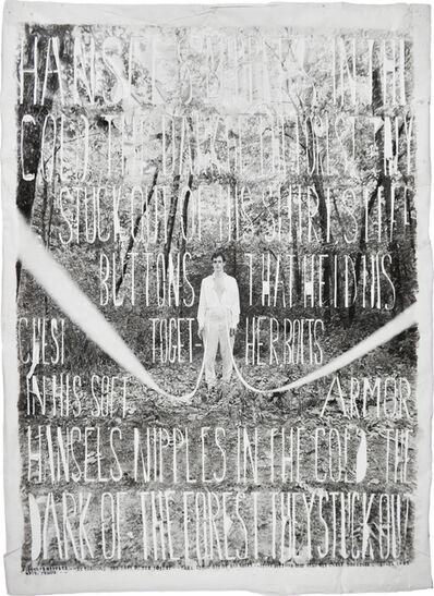 Lesley Dill, 'Hansel's Nipples', 1998
