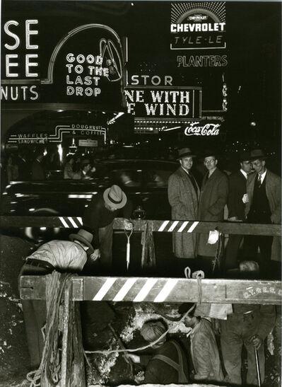 Louis Clyde Stoumen, 'Times Square', 1940