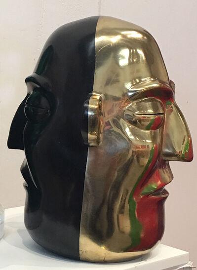 Frank Hyder, 'Janis Head', 2015