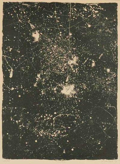 Jean Dubuffet, 'Géométrie (W. 614)', 1959