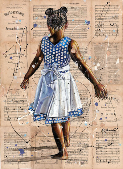 Andrew Ntshabele, 'There is room for Hope 1 (Print)', 2021