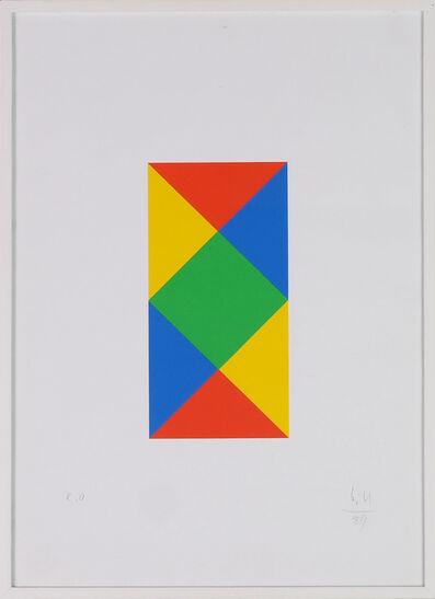 Max Bill, 'Untitled', 1989
