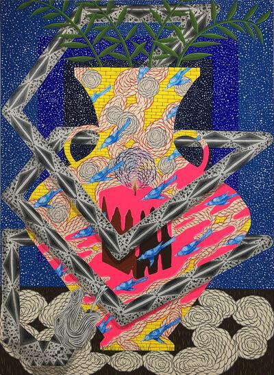 Andrew Schoultz, 'Fragile Vessel', 2019