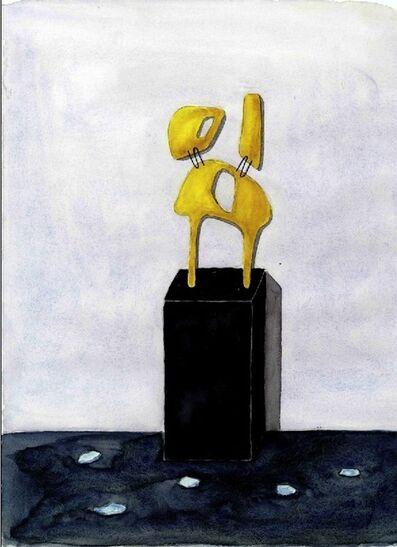 Sergio Cappelli & Patrizia Ranzo, 'Composizione di Oro', 2012