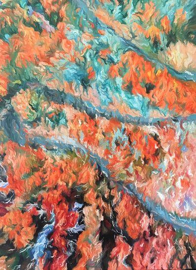 Ming Ying, 'Flowing 1', 2017