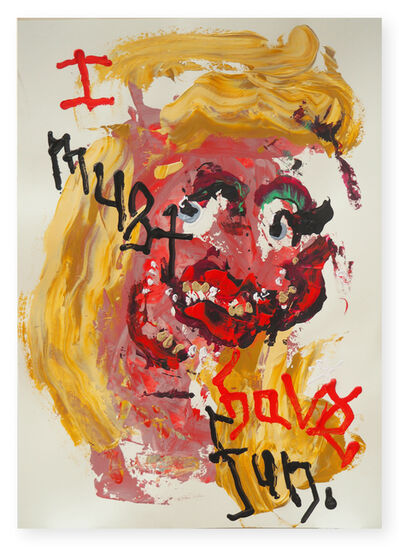 Willehad Eilers, 'I Must Have Fun', 2020