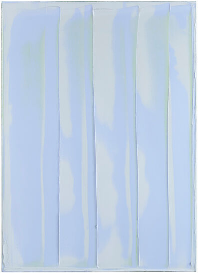 Peter Krauskopf, 'BLAUGRAU Z, B161117', 2017