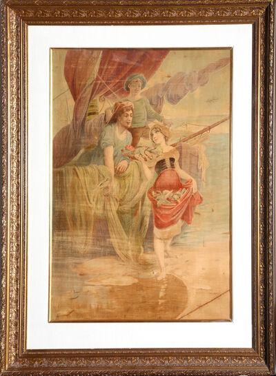 Alphonse Mucha, 'Peche', ca. 1908