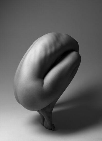 Klaus Kampert, '156.01.11, Torsi series', 2011