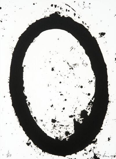 Richard Serra, 'MOCA Print ', 1999