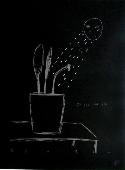 Juan Roberto Diago Jr, 'Yo Soy una Flor', 2003