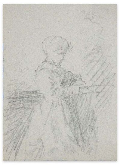 Unknown, 'Woman', Late 19th Century