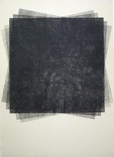 Luis Romero, 'Sin título IV (Cuadrado)', 2014