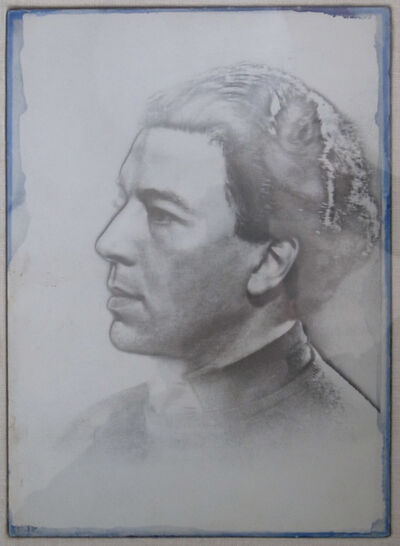 Joseph Cornell, 'André Breton', ca. 1960