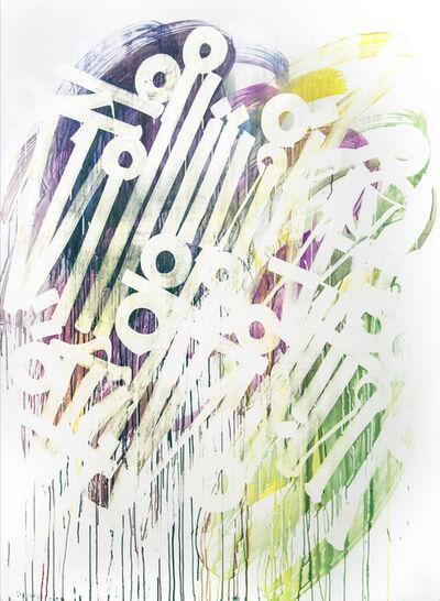RETNA, 'Sting Operation', 2017