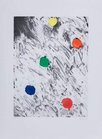 Mary Heilmann, 'Graffiti', 1998