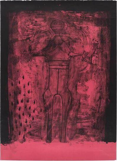 Rufino Tamayo, 'AFFICHE AVANT LETTRE (PEREDA 122)', 1969