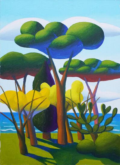 Salvo, 'Senza Titolo (Paesaggio) - Untitled (Landscape)', 2007