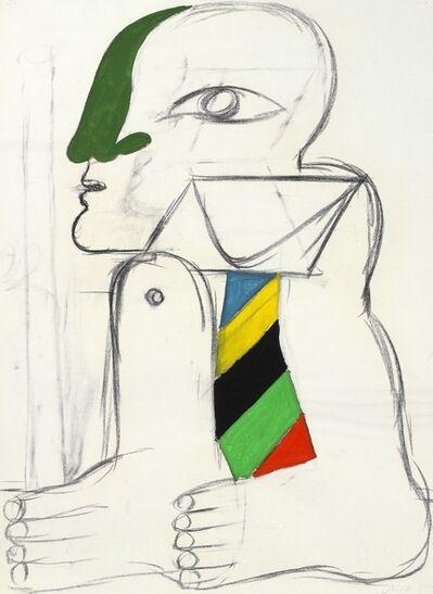Horst Antes, 'Untitled'