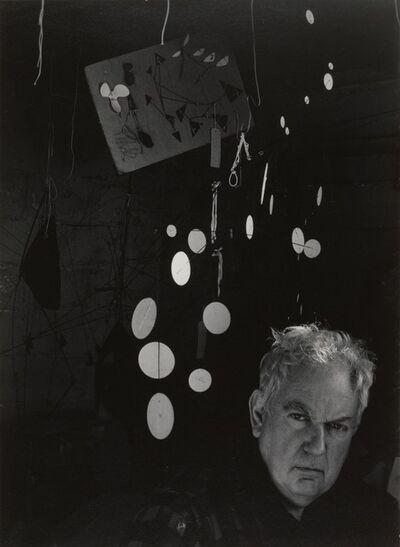Arnold Newman, 'Alexander Calder', 1957