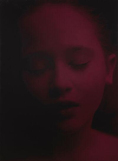 Gottfried Helnwein, 'Red Sleep 30', 2021
