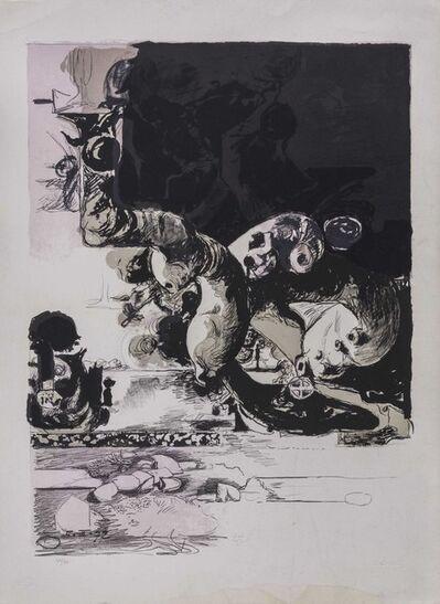Graham Sutherland, 'Thorn structure', 1972