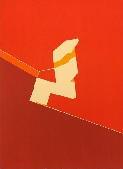Pablo Palazuelo, 'From 'Derrière Le Miroir - Palazuelo'', 1970