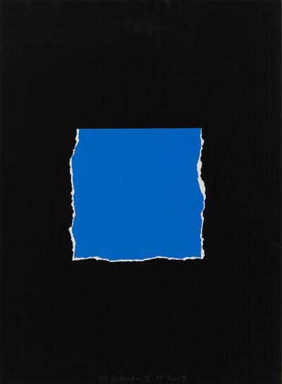 Stephen Antonakos, 'Tear II', 1999