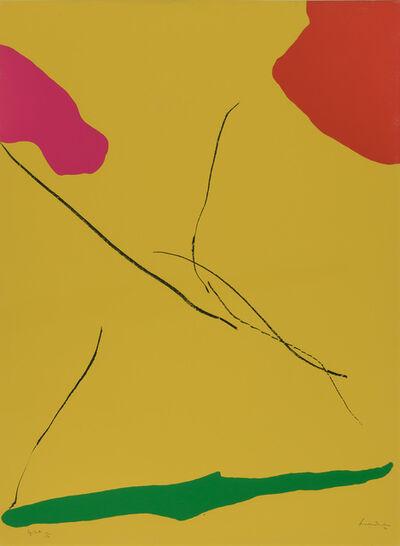 Helen Frankenthaler, 'Spoleto (Harrison 37)', 1972